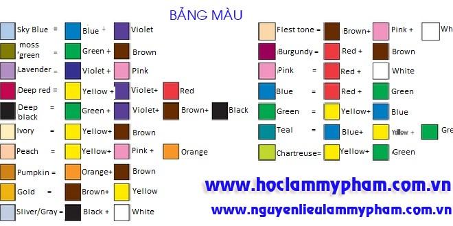 may bang mau Với tính năng chính thay đổi màu sắc hộp thoại trò chuyện của facebook  messenger, người dùng hoàn toàn có thể lựa chọn bất cứ màu sắc nào trong  bảng.