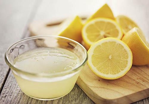 Công thức chăm sóc da với dầu hạnh nhân và chanh