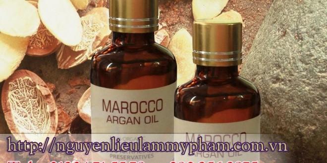 Cách chọn mua dầu argan nguyên chất