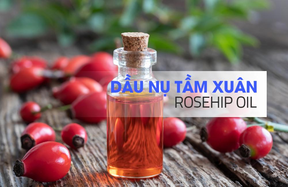 Công dụng dầu nụ tầm xuân đối với da