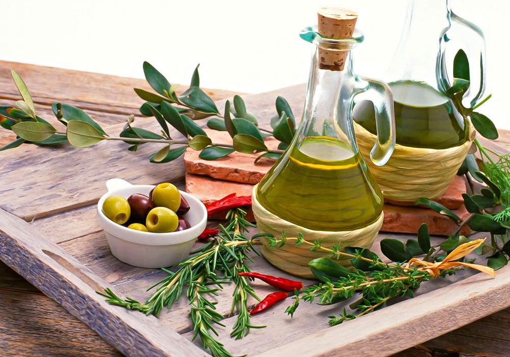 Dầu olive cho sự phát triển của tóc
