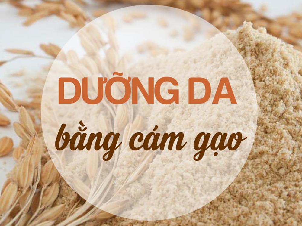 Hướng dẫn sử dụng dầu cám gạo đúng cách