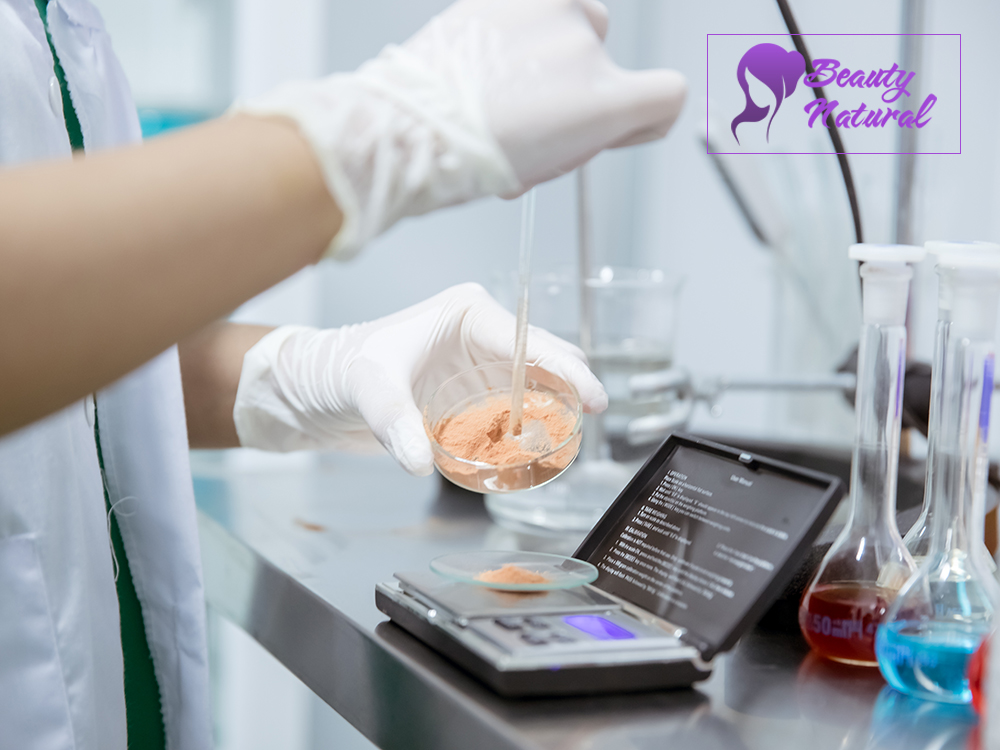 Khóa học làm mỹ phẩm – Xin giấy phép sở y tế