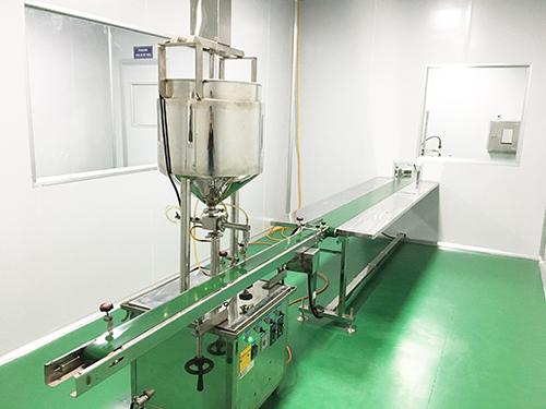 Nhà máy gia công mỹ phẩm đạt chuẩn GMP