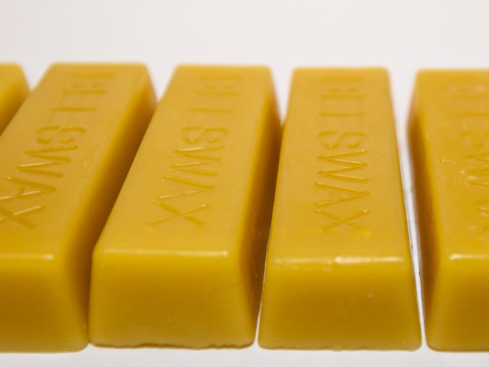 Sáp ong vàng nguyên chất (Refine – Organic)
