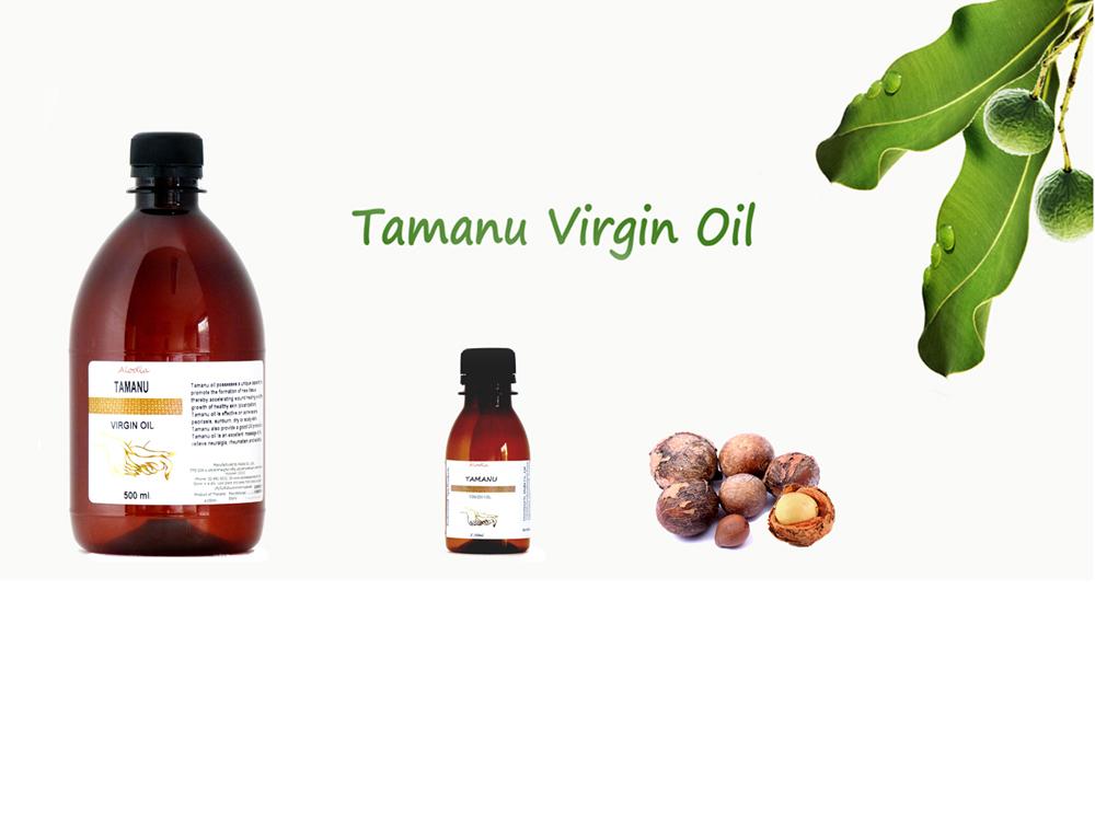 Dầu Mù U (Tamanu Virgrin Oil)