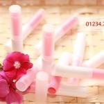 BAO BÌ MỸ PHẨM : Thỏi son hồng - Thỏi đựng son, hũ đựng son, mỹ phẩm handmade