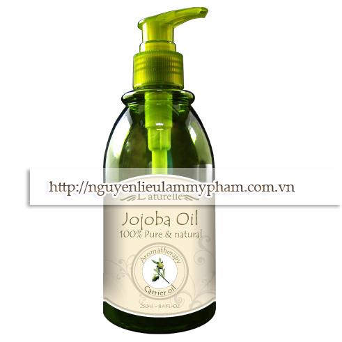 Dầu Jojoba - Dầu Jojoba nguyên chất (Jojoba Oil)- Dầu nền Jojoba - Tinh dầu