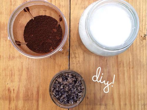 Tự làm kem tẩy da chết handmade