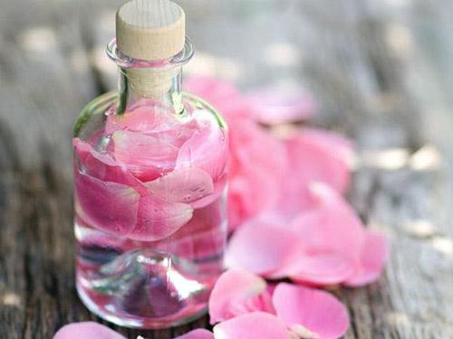 Nước hoa hồng handmade - Mỹ phẩm thiên nhiên