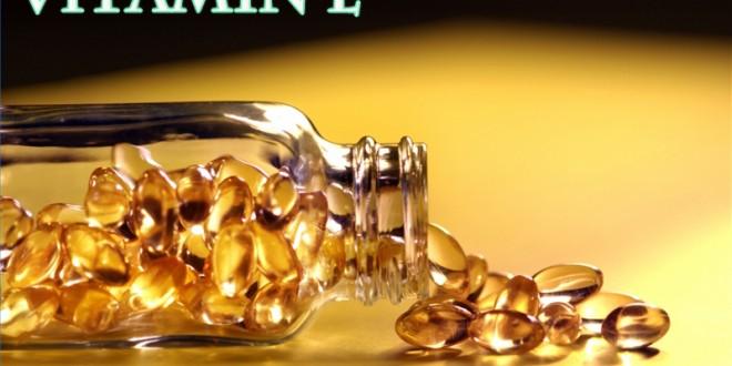 Nguyên liệu làm mỹ phẩm : Vitamin E