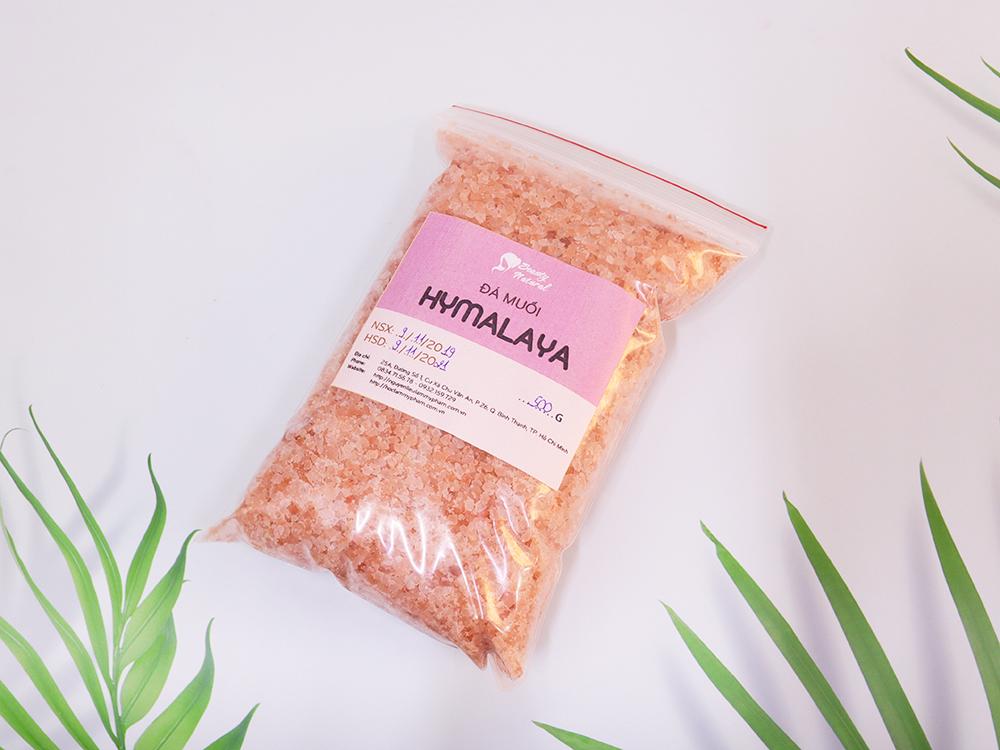 Đá muối Himalaya – Nguyên liệu làm đẹp
