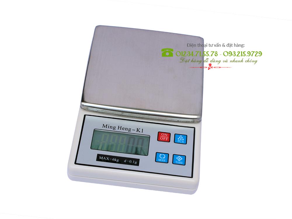 Cân điện tử 6kg