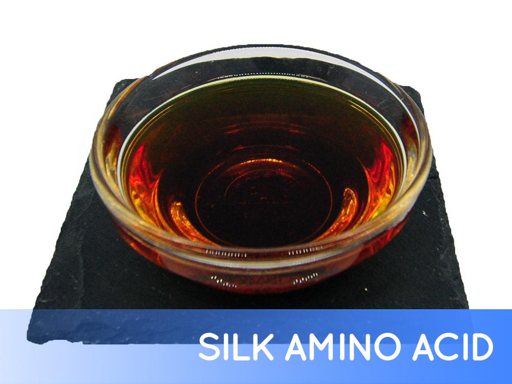 chiết xuất tơ tằm (silk amino acid)
