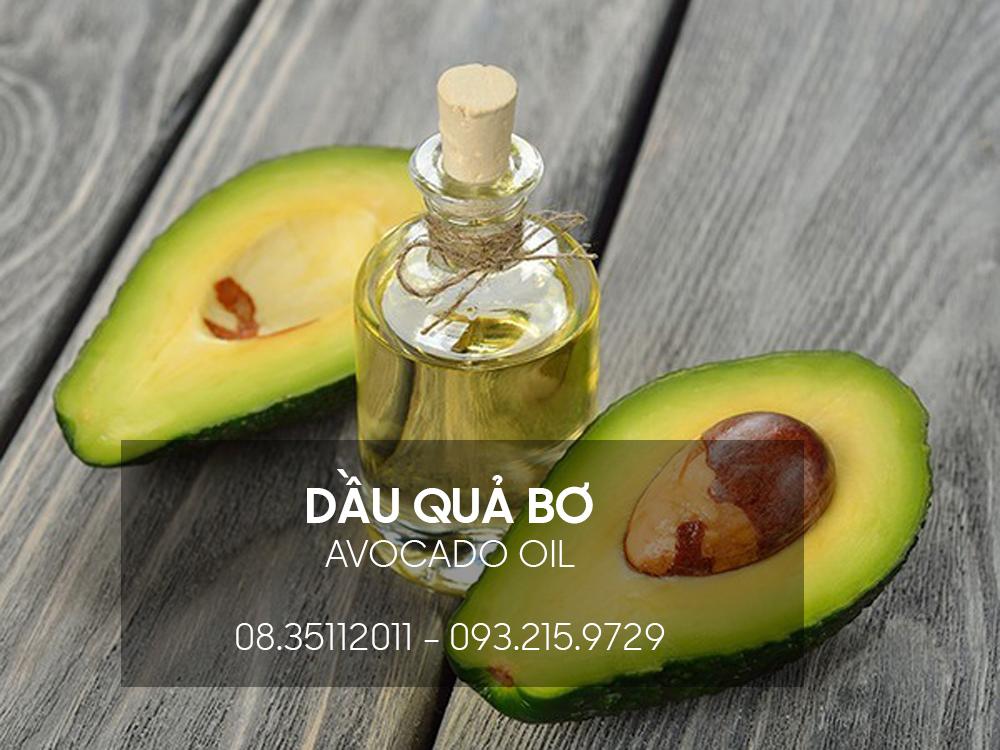 Dầu quả bơ nguyên chất - Avocado Oil