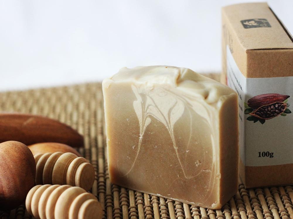 Hướng dẫn làm xà phòng handmade từ bơ ca cao