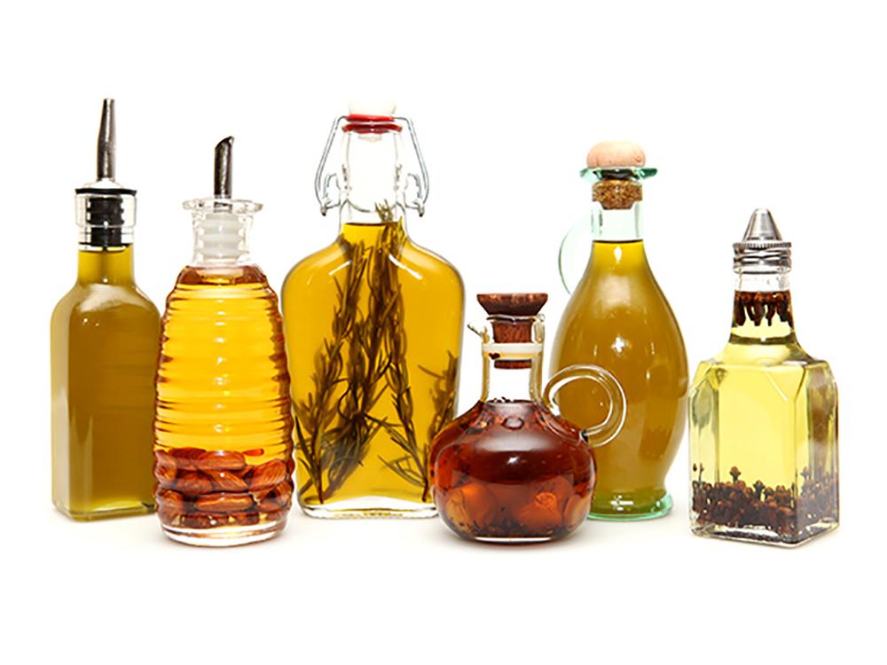 Làm đẹp với dầu thực vật