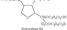 Polysorbate 80